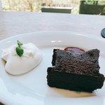 ウカフェ - チョコレートケーキ