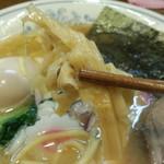 ら~めん曳舟 - 鶏チャーシュー