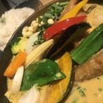 Rojiura Curry SAMURAI.  -