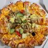ピザ・カリフォルニア - 料理写真:赤鶏さつまと夏野菜のネギ塩仕立て