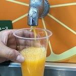 オレンジ バー - ドリンク写真: