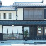 おづKyoto -maison du sake- - 外観は大きくは変りませんが、細かな点はチラホラ。