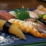 健寿司 - 特上寿司