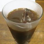 90415472 - ランチに付くアイスコーヒー