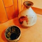 90415651 - 日本酒、冷酒、まつもと①