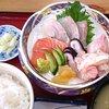 竹野鮮魚 - 料理写真:職人おまかせ刺身定食