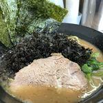 ラーメン武蔵家 - 岩海苔ラーメン