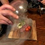 山小屋酒場 ケモノ - KEMONOポテサラ