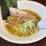 博多ラーメン とんこつ家 - 料理写真:「熟成醤油の中華そば」650円
