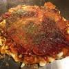 武庫川 - 料理写真:お好み焼き 豚玉 モダン焼き