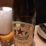 しげ - ぬる〜い瓶ビール