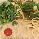 Thai Food Lounge DEE  - ☆★恒例☆麺ミセ♫★☆ パクチー イイ ライム 爽やか ただ好みによるでしょうね