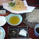 9042215 - 天ぷら盛蕎麦膳