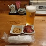 食彩厨房やくも - 料理写真:ほろ酔いセット