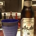 ほそ道 - ビール小瓶