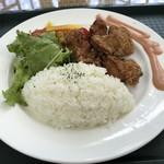 ビーチサイドカフェ - 料理写真: