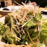焼肉トラジ - 四代目トラジサラダ