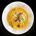 金城 - 料理写真:冷し担々麺
