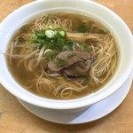 拉麺たくみや - 料理写真:醤油ラーメン大