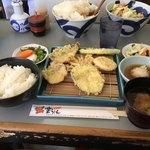 90431021 - 天ぷら定食¥750