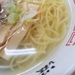 滋養軒 - 透き通った美しいスープ