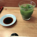 90434011 - 冷たい緑茶!