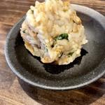 ヌードル マイスター 源九 - 貝のおむすび