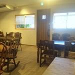 piano cafe  美時音 - piano cafe 美時音 店内