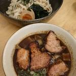 島豚家 - 島豚つけ麺