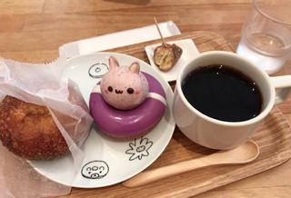 フロレスタ 堺店 - カレードーナツ、期間限定ドーナツ