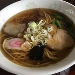 菊乃家 - 料理写真:支那そば