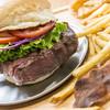 バーグホリック - 料理写真:クレイジーステーキバーガー
