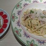 90439467 - 南イタリア風パスタ(Bセット2350円)