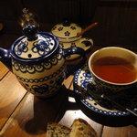 ルーエプラッツ ツオップ - お茶