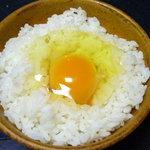 9044775 - 自宅で卵かけご飯
