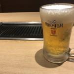 90440640 - 生ビールでスタート