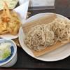 そば処 斜里 - 料理写真:Aランチ(合いもり)
