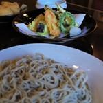 Akasaka - 野菜天せいろ