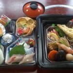 お食事処 さとう - 料理写真:祝、仏事用 仕出し 2階宴会場、または各会場へ配達致します