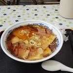 金兵衛食堂 - チャーシューワンタン麺