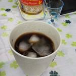 金兵衛食堂 - サービスのコーヒー