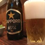 串よし - 瓶ビール