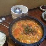 京の韓国家庭料理 ハムケ -