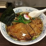 龍味 - パイコー麺