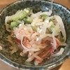 Darumaya - 料理写真:突き出しの酢の物