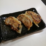 鶏蕎麦かかし - 餃子