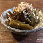 美糸 - 葉わさび醤油漬け