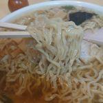 多良福 - 麺アップ