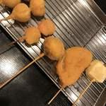 串カツ・釜飯 味楽 -