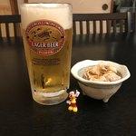 鶴べ別館 - 生ビール       ¥500